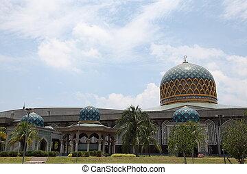 Mosque at Kuala Lumpur
