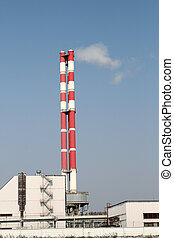 Chimneys - Industrial chimneys