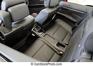 coche, interior