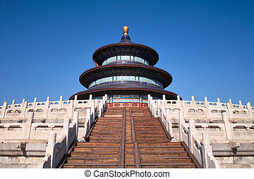 Temple Of Heaven, Beijing,China