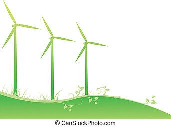 Moinhos vento