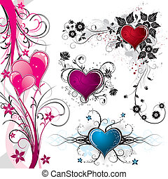 Valentines Day background - Collect Valentines Day...