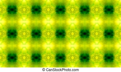 green flower seamless pattern,consecutive fancy...