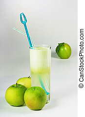 apple soft drink