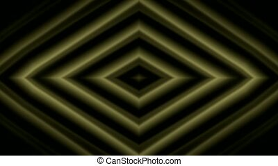 golden rhombic metal background.