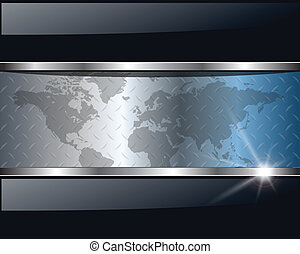 business background - Abstract business background. Vector...