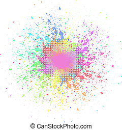 abstract grunge background, vector - abstract grunge...