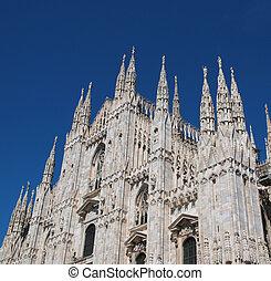 Duomo, Milan