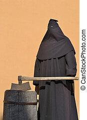 Medieval Headsman