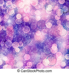 Multicoloured backdrop for greetings or invitations with...