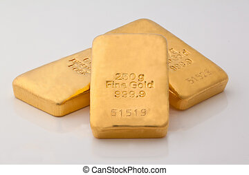 Investment in real gold
