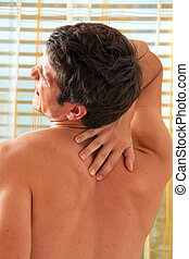 Pain in the back - Sickness caused by pain in the back Inter...