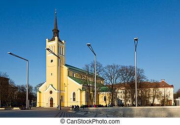 St John's Church, Tallinn - Capital of Estonia, Tallinn is...