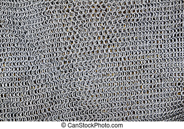 antique knight metal sword protection net pattern texture