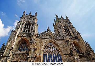York Minster, Yorkshire, UK