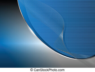 abstract background blue, vector