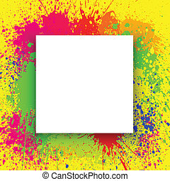 Abstract colorful background. Vector illustration. Eps10