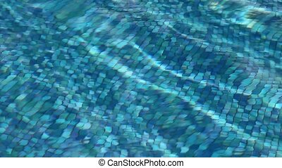 swimming pool water background, HD