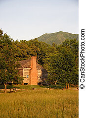 Cades Cove - Dan Lawson Place, Cades Cove, Great Smokey...
