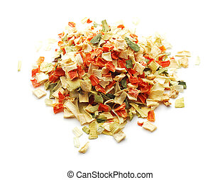 dried vegetables mix