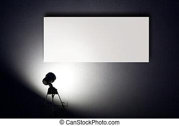 Small spotlight