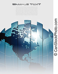 abstract background - abstract business background...