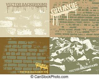 Stone background grunge