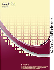 business background - vector illus - business background...
