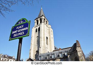 Saint-Germain, des, PR