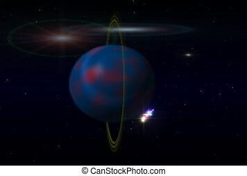Planet and Neb2