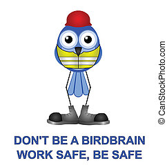 health and safety message