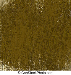 Abstract ancient background in scrapbooking style with gold...