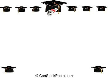 mortar boards for grads - new mortar boards frame for...