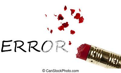 Error word