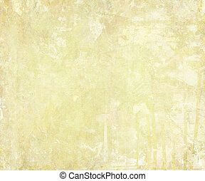 Antique Paper Textured Background with Text Space