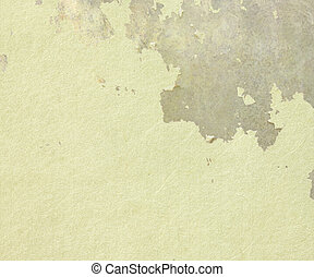 Torn Paper and Plaster Background