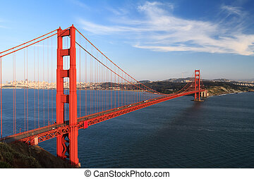 Golden Gate - golden gate bridge