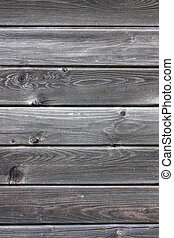 Wood planks - Old gray wood planks background