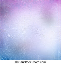 Abstract crushed ancient background in scrapbooking style