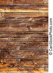 Grungy weathered wood planks - Old grungy weathered wood...