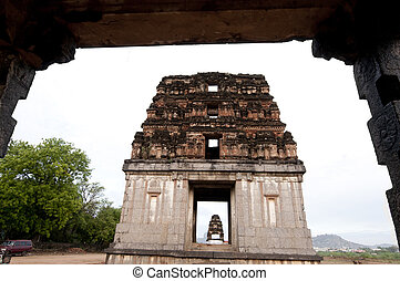 Gingee Fort - a majestic fort in Gingee tamilnadu India