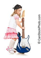 bebé, músico