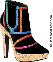 vector Women's Footwear Autumn