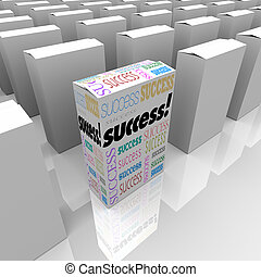 Success - Choose the Option that Offers Instant Victory -...
