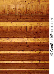 Wooden pattern - background pattern of a pinewood wood...