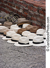 Hats in South America