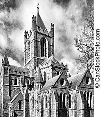 Christ Church Dublin - Christ Church, Dublin - ancient...