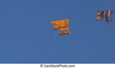 kite 1 - kite flying in the sky