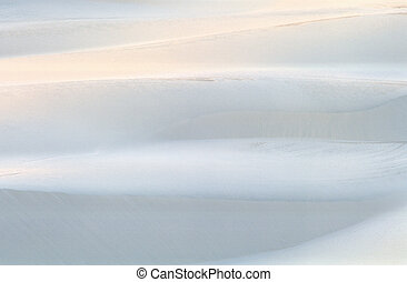 Sand Dune, Abstract