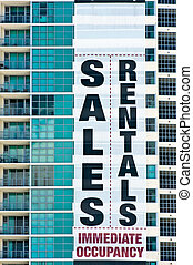 Sales and Rental Banner